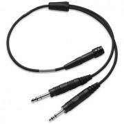 Bose | 327080-0010 | Adaptador  6-Pin (lemo) para plug duplo convencional
