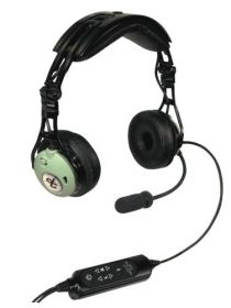 DAVID CLARK PRO-X ENC HEADPHONE ANR PLUGUE 6 PINOS