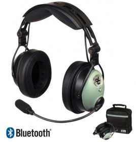 DAVID CLARK PRO-X ENC HEADPHONE ANR PLUGUE DUPLO