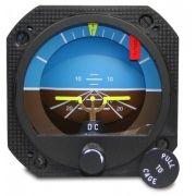 Falcon Gauge | GH02E-3L | Giro Direcional /Horizonte Elétrico 14V
