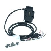 Garmin | Kit de instalação em painel [aera 660, Aviation Mount, Bare Wires]