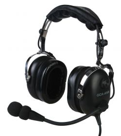 GCA GCA-ANR/BT HEADPHONE ANR COM BLUETOOTH PLUGUE DUPLO