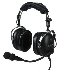 GCA GCA-ANR HEADPHONE ANR PLUGUE DUPLO