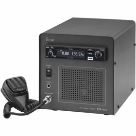ICOM IC-A220B RÁDIO VHF COM ESTAÇÃO DE BASE