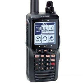 YAESU FTA-550L TRANSCEPTOR VHF 5W BATERIA ÍON-LÍTIO