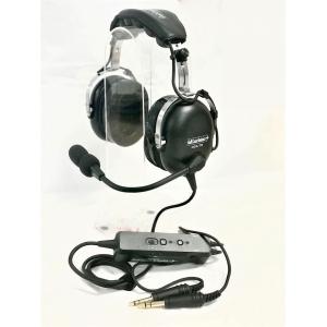 GCA GCA-7G | Headset Aviação Plugue Duplo Bluetooth