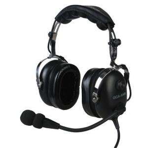 GCA GCA-ANR | Headset Redução Ruído Ativa Plugue Duplo Estéreo