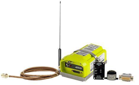 Artex | ELT 345  | W/Whip Antenna