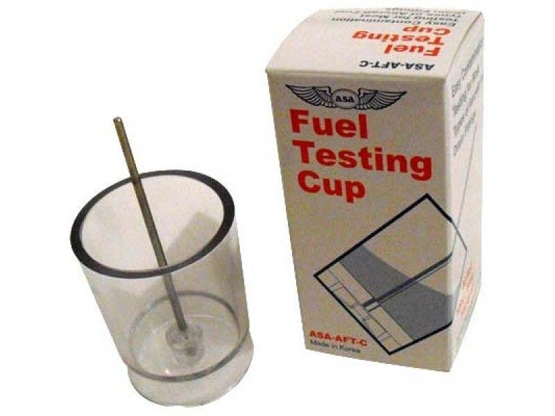 ASA   AFT-C   Teste de combustível (Dreno) copo