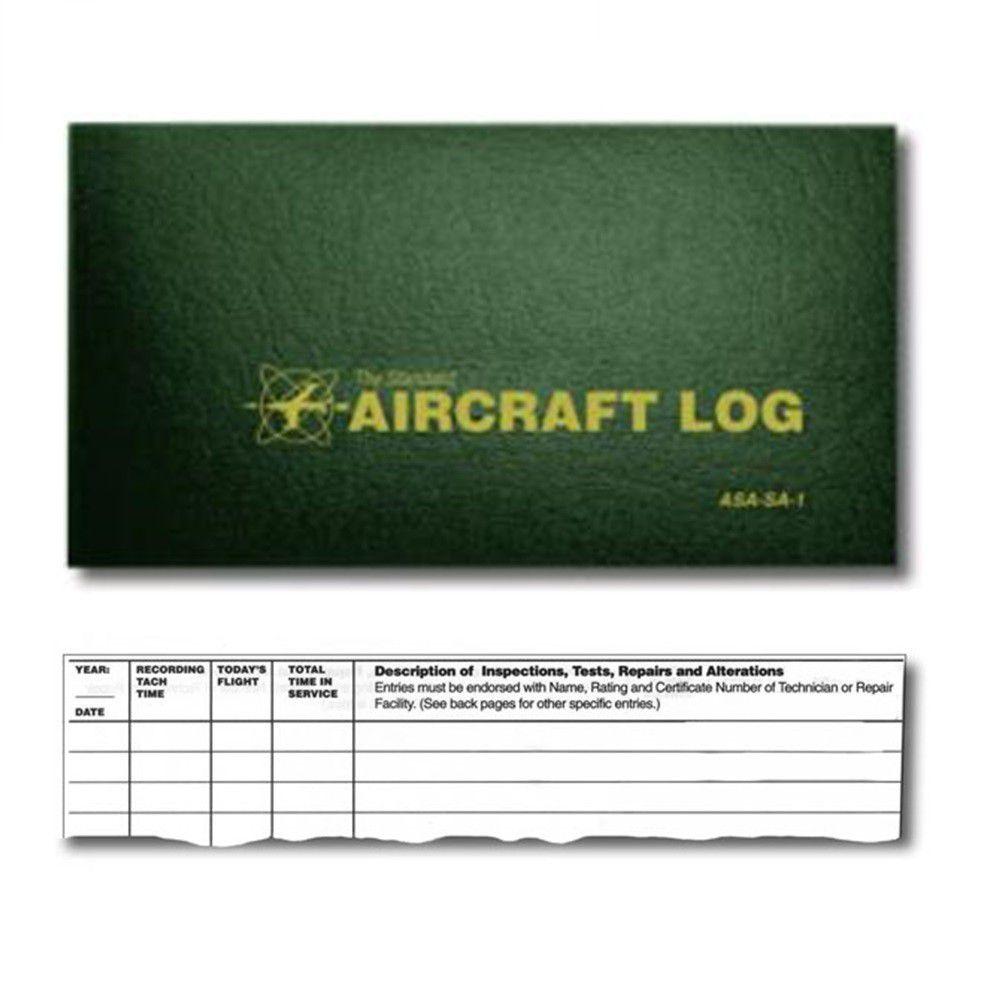 Asa | ASA-SA-1 | Caderneta padrão para piloto