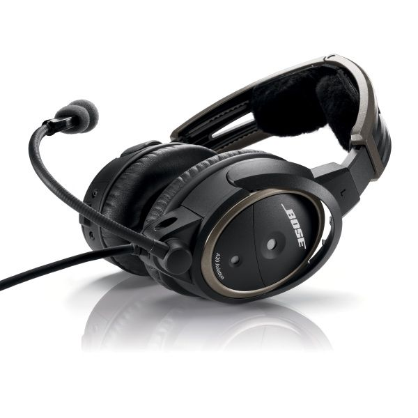 Bose | A20 | Headphone Aeronáutico com Bluetooth