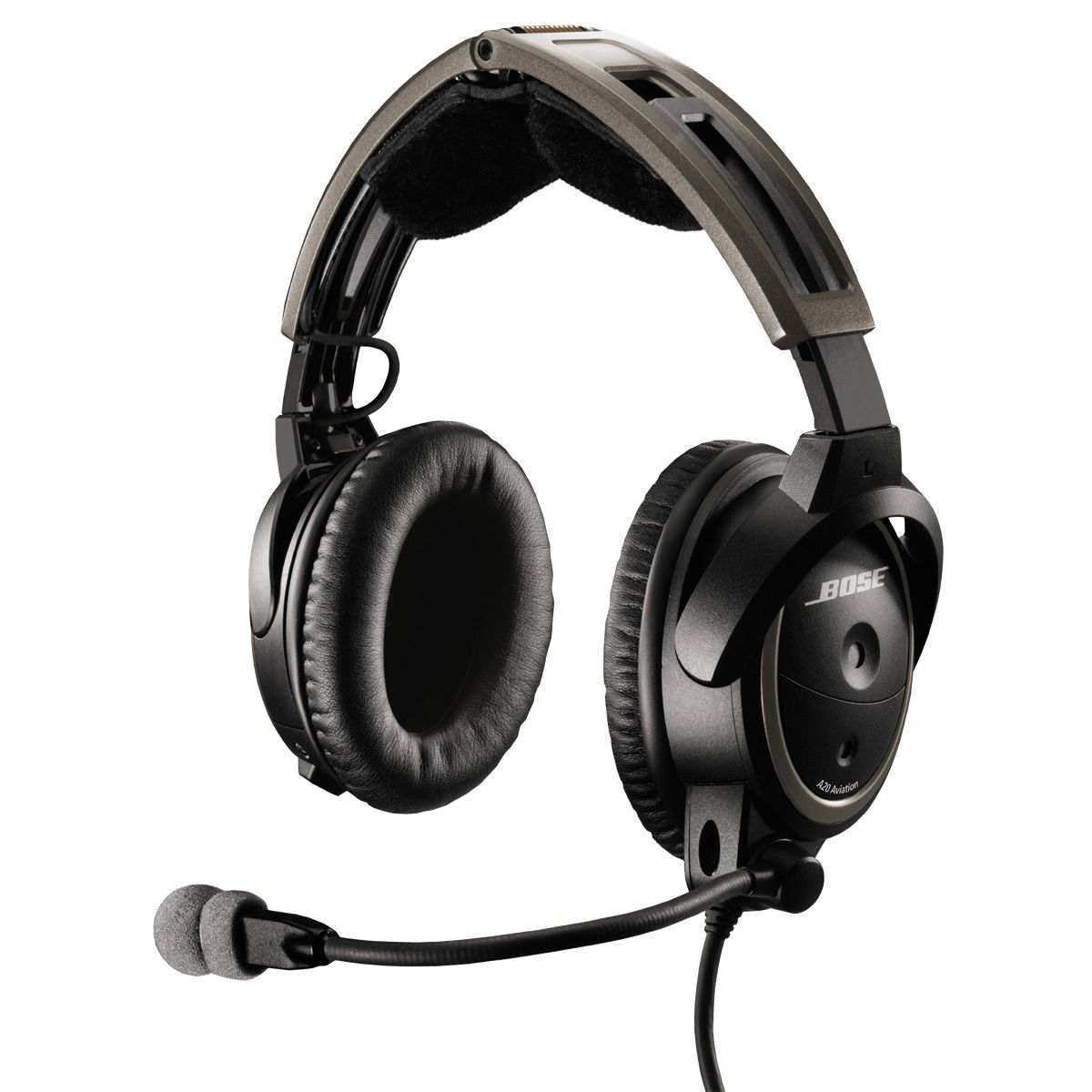 Bose | A20 | Headset Aeronáutico com Bluetooth