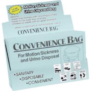 CONVENIENCE BAG 2100SICK Saco Conveniência Enjoo/Urina