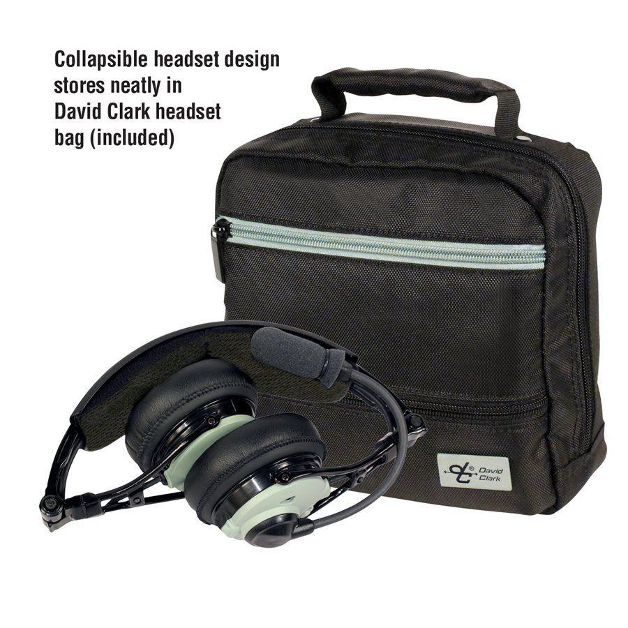 David Clark| DC PRO-X | Headphone Aeronáutico Bluetooth