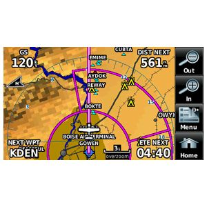 Garmin | aera 510 | GPS |  Database Americas