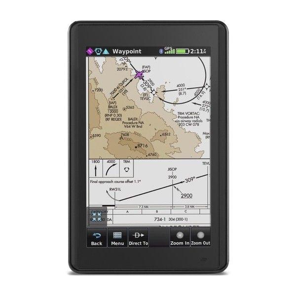 Garmin | aera 660 | GPS Aeronáutico Portátil (America do Sul)