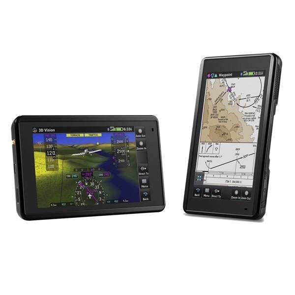 Garmin | aera® 660 | Navegador GPS Portátil Aeronáutico América Sul