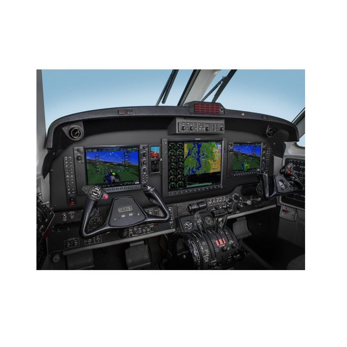 GARMIN G1000 NXI King Air C90/200/300 (G1000NXI-KA)