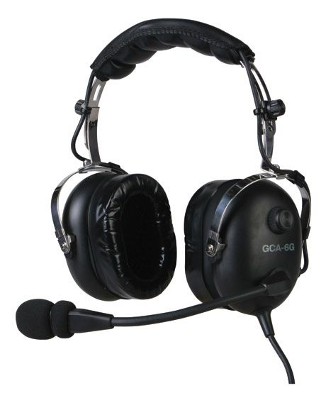 GCA GCA-6G HEADPHONE ESTÉREO PLUGUE DUPLO