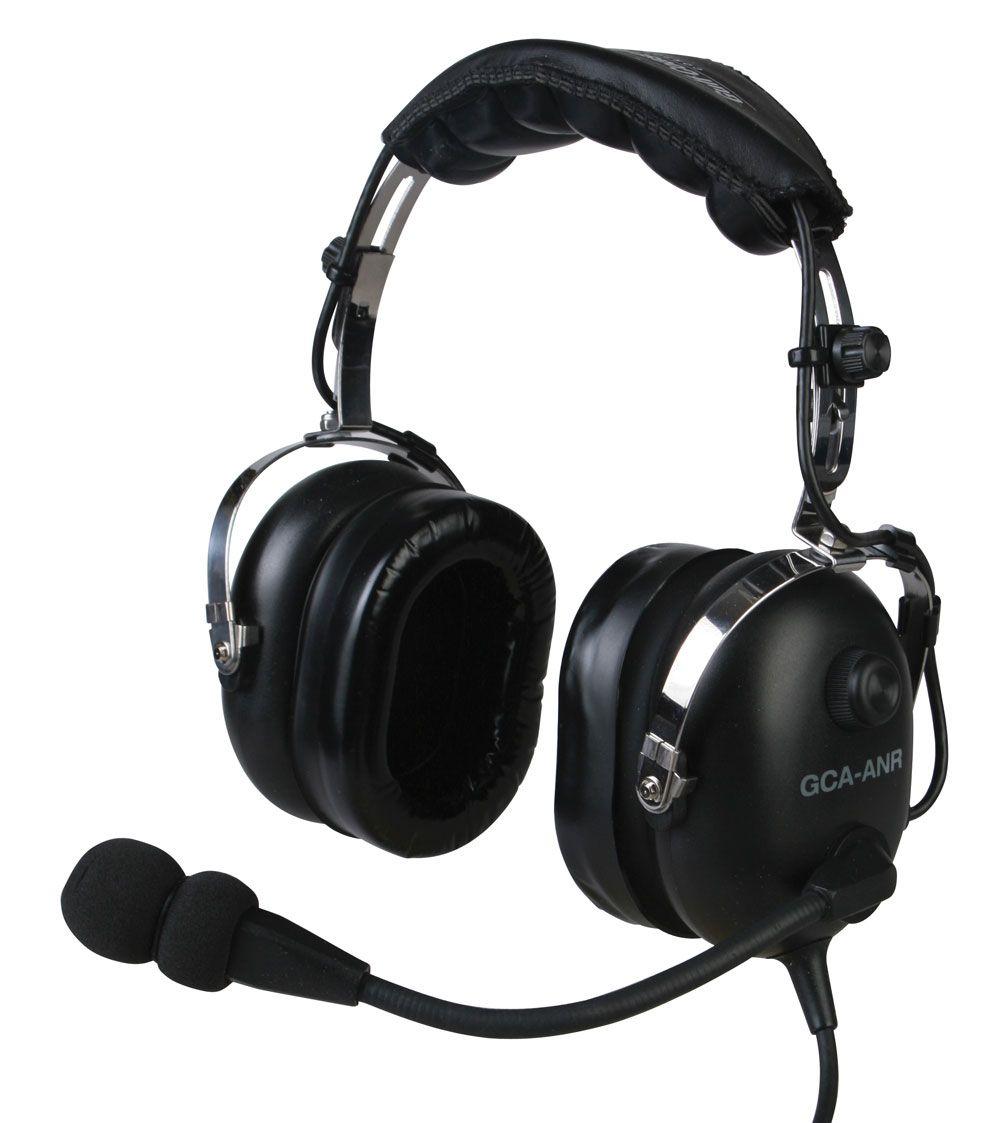GCA | GCA-ANR/BT  | Headset Aeronáutico com ANR e Bluetooth