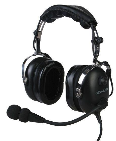 GCA   GCA-ANR    Headset Aeronáutico com ANR