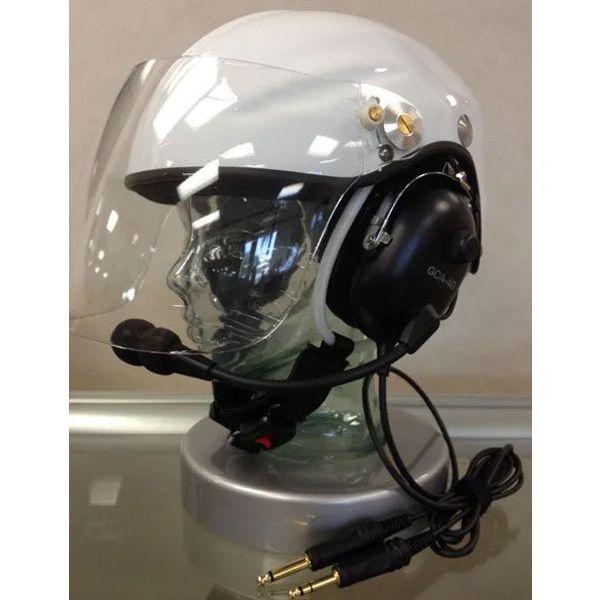 GCA GCA-HELMET-4G Headset Capacete GCA-4G