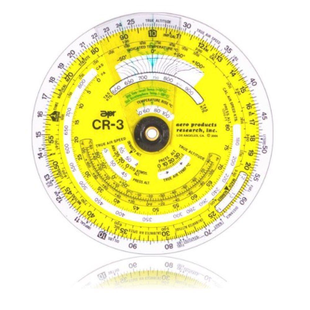 JEPPESEN CR-3 CIRCULAR COMPUTER