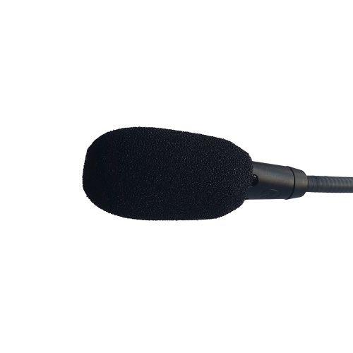 LIghtspeed | A139 | Espuma de proteção de microfone [ Zulu Series*/ Tango / Sierra / PFX Wind Screen (Mic Muff)]