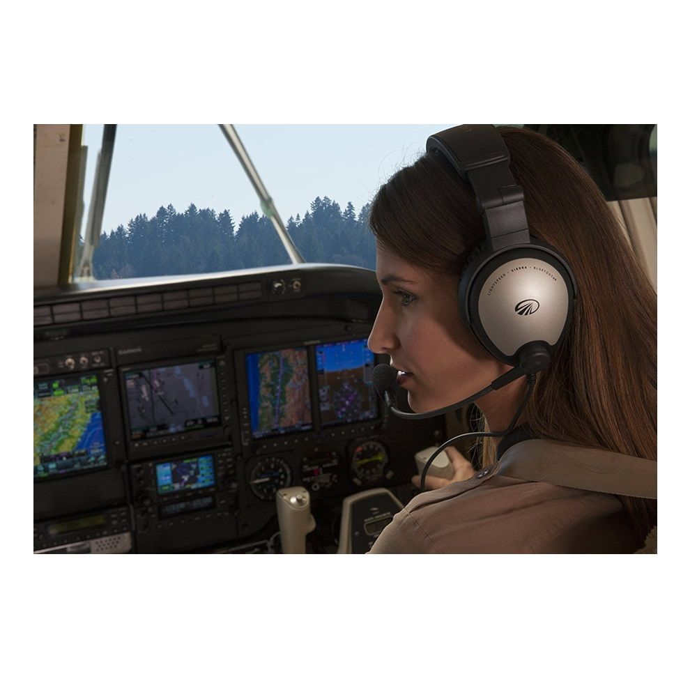 Lightspeed | Sierra | Headphone Aeronáutico