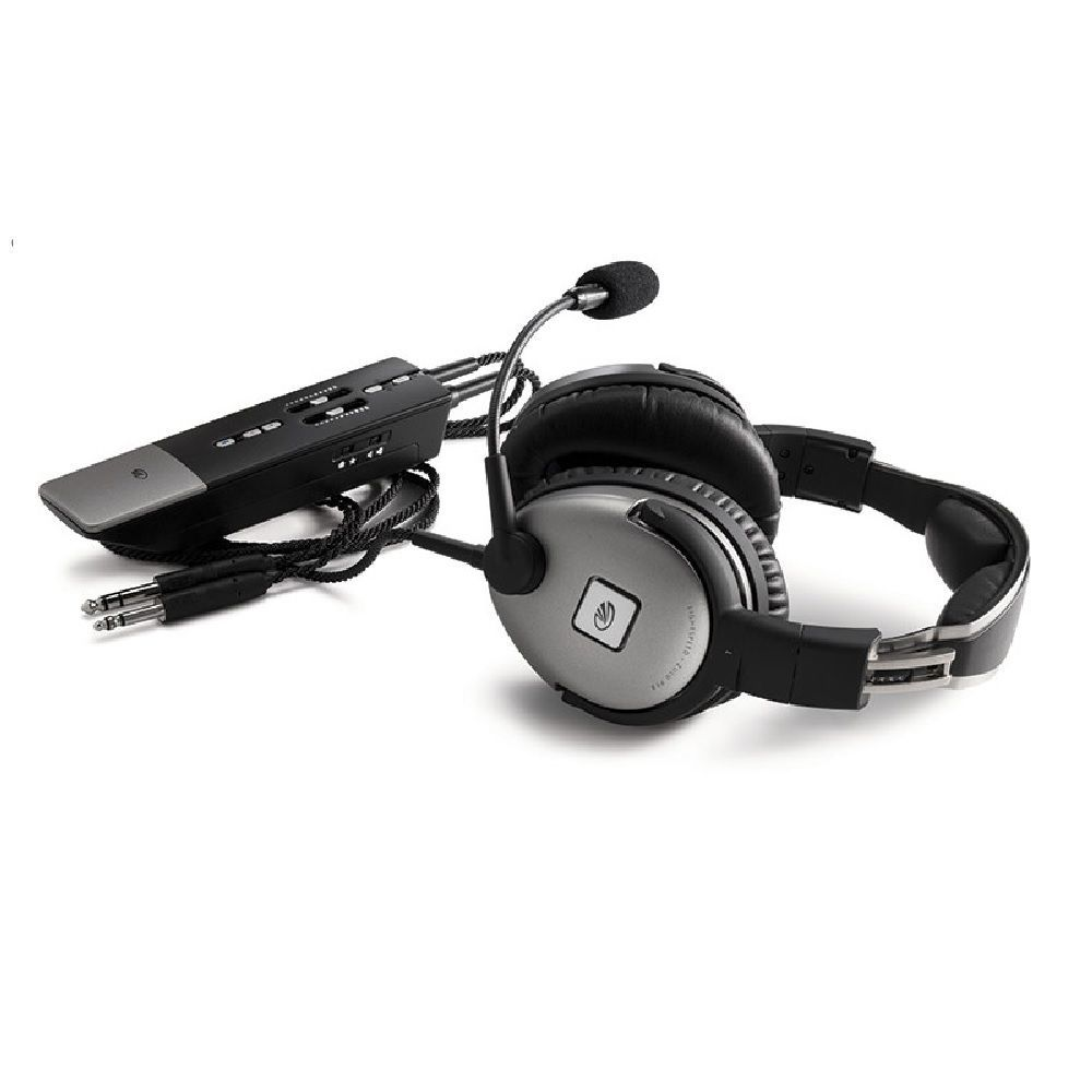 Lightspeed | Zulu PFX | Headset Aeronáutico