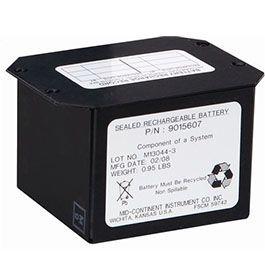 MID CONTINENT 4300-411 Bateria Backup Horizonte (9015607)