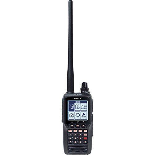 YAESU | FTA-550 | TRANSCEPTOR VHF | BATERIA LI-ION