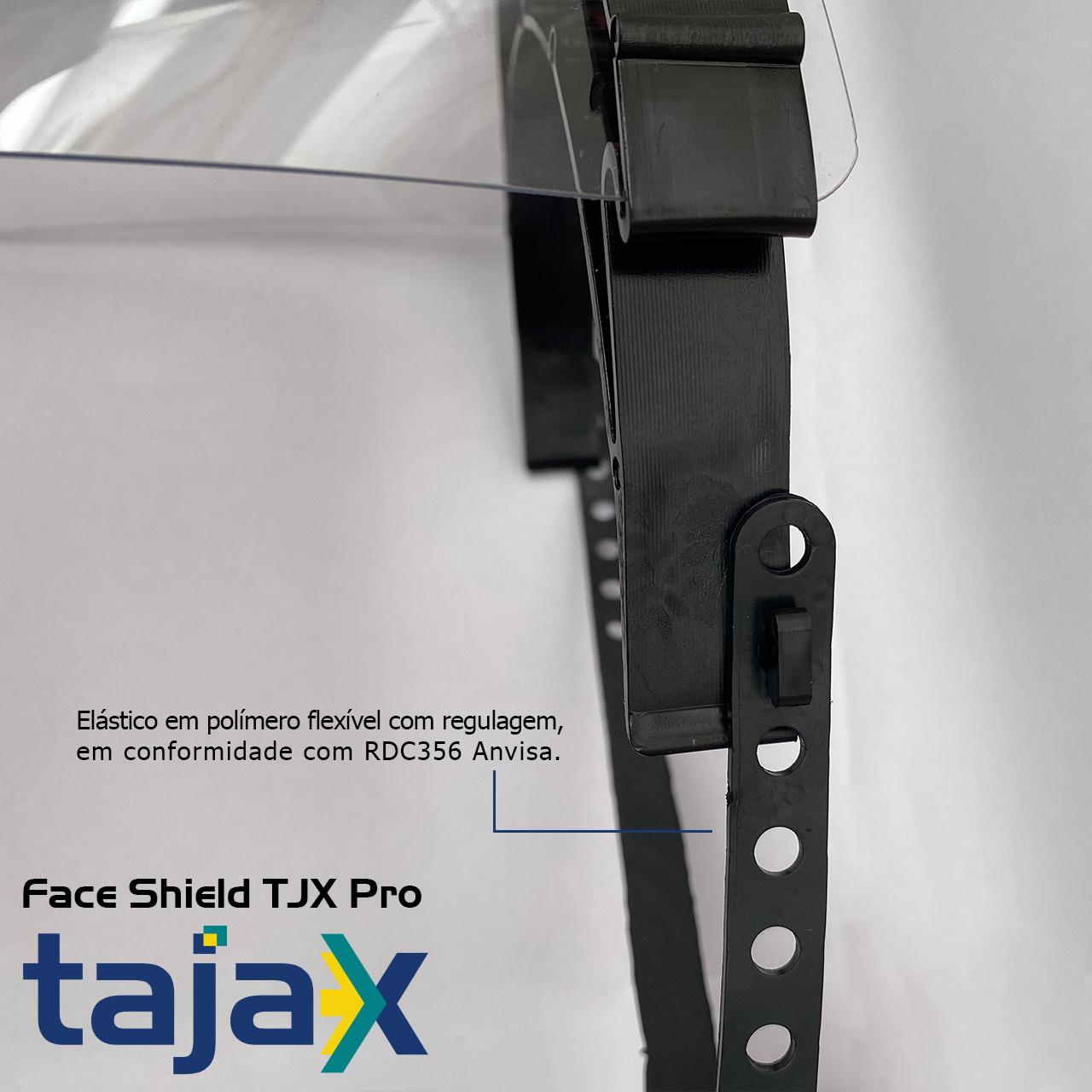 50 X Máscara Face Shield Profissional
