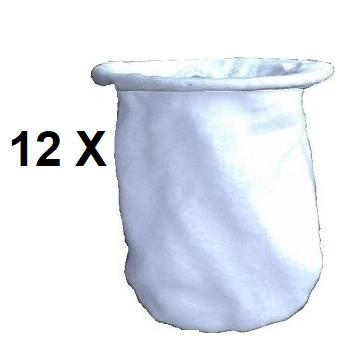 Conj. de 12 X Refil de Pano para Mini Coador Facile nº 3