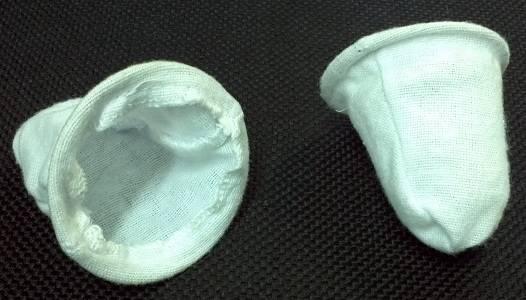 Conj. de 2 X Refil de Pano para Mini Coador Facile nº 1 ou nº 2