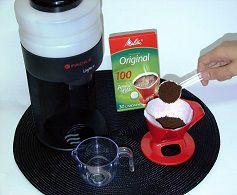 Kit Café - LIGFERV + Melitta 100 - Frete Grátis!