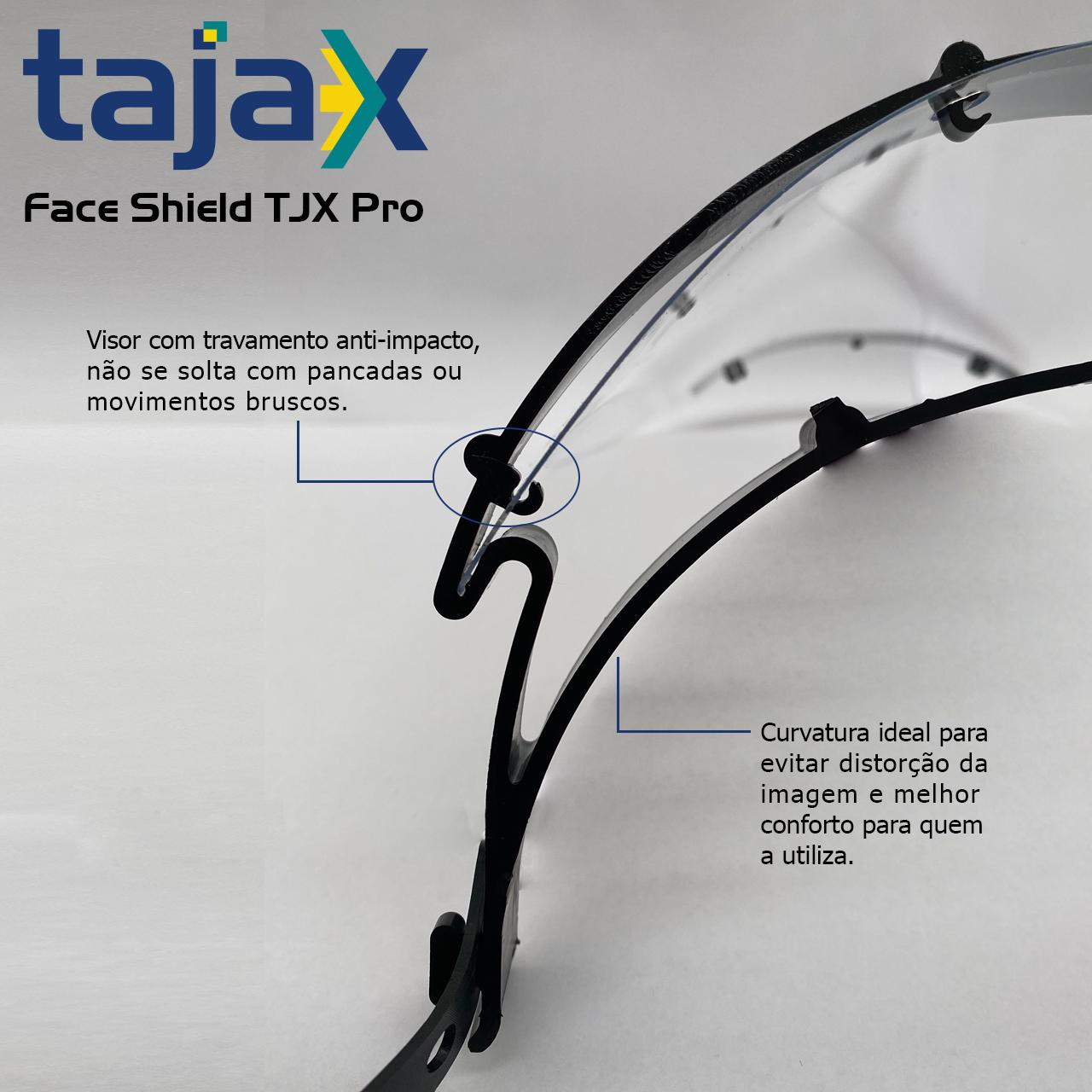 Máscara Face Shield Profissional