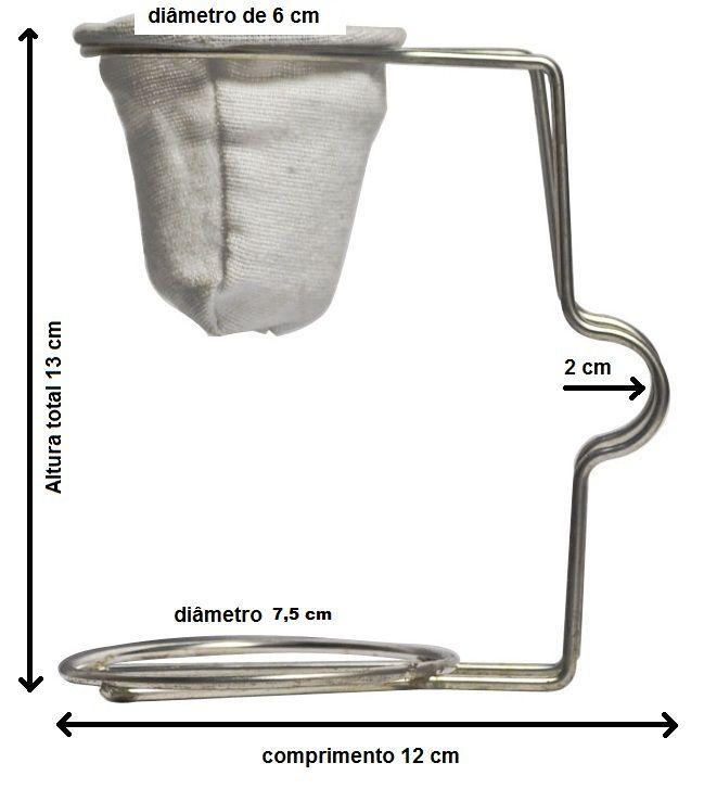 Mini Coador de Café Facile n. 1