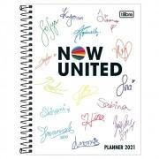 Agenda Planner Espiral Now United 2021 1 Tilibra