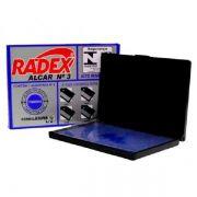 Almofada para Carimbo nº 3 Azul Radex
