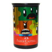 Apontador Monster Puzzle Faber Castell
