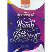 Apostila de Brush Lettering Vol. 1 Nível Iniciante BRW