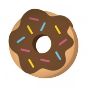 Borracha Donut Food Trends Leo e Leo