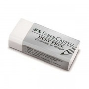 Borracha Dust Free Pequena Faber Castell