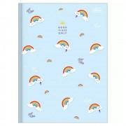 Caderno Brochurão CD 80 Folhas Rainbow 2 Tilibra