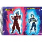 Caderno de Cartografia e Desenho CD 60 Folhas Dragon Ball 5 São Domingos