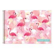 Caderno de Cartografia e Desenho CD 80 Folhas Aloha Tilibra 2