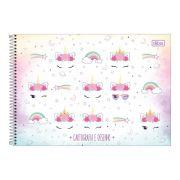 Caderno de Cartografia e Desenho CD 80 Folhas Blink Tilibra 1