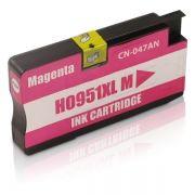 Cartucho Compatível HP 951XL CN047AN Magenta