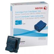 Cera Original Xerox Colorqube 8870 8880 108R00958 - Ciano -  Caixa c/ 6 unidades